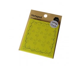 Giấy Notepad Motto 74x81mm CYNPBA-YE