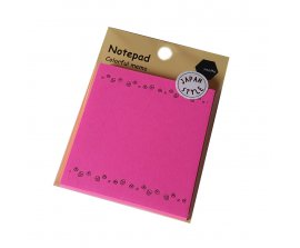 Giấy Notepad Motto 74x81mm CYNPPE-PI