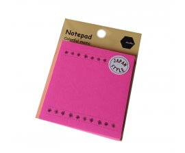 Giấy Notepad Motto 74x81mm CYNPSA-PI